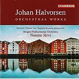 Halvorsen: Orchesterwerke Vol.1-4
