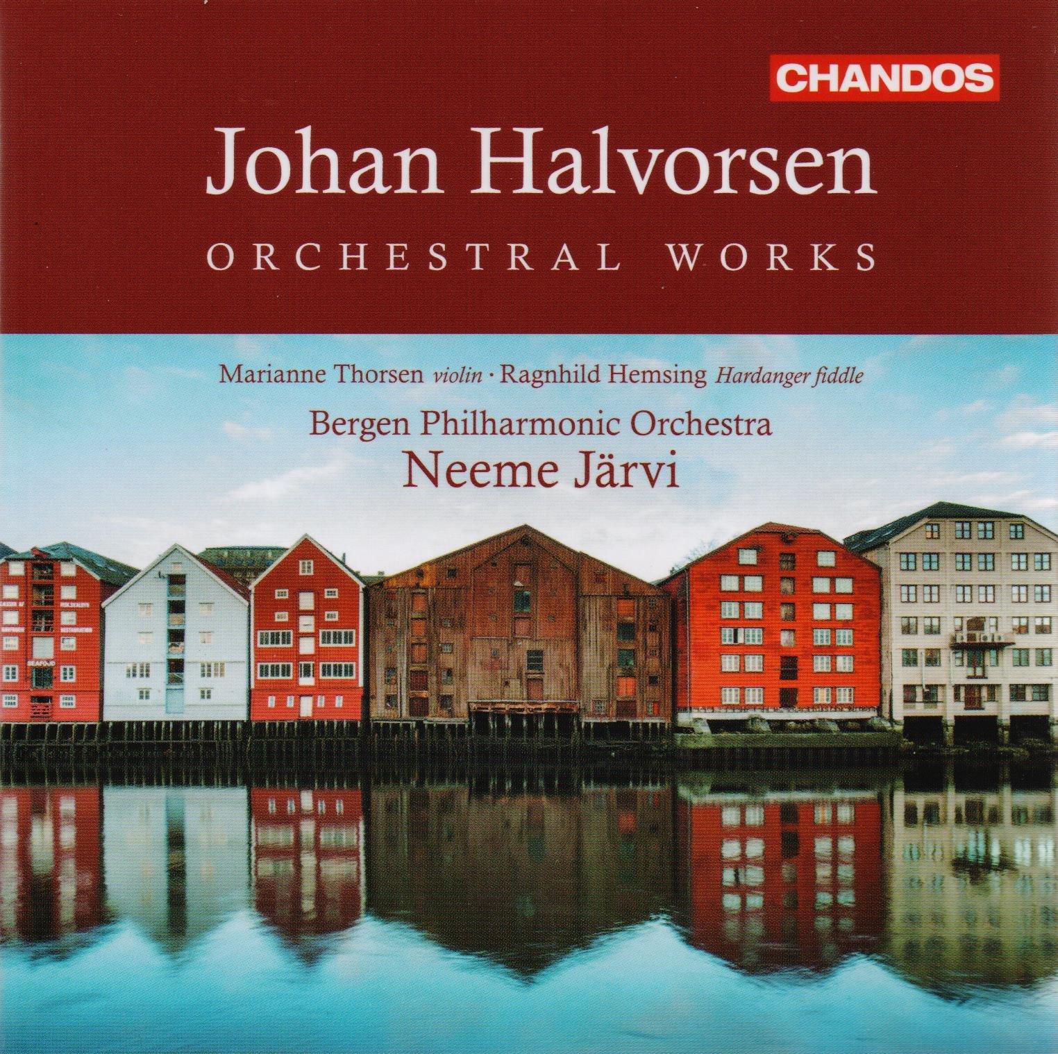 Halvorsen: Orchestral Works by Chandos