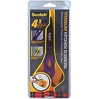 Scotch Kitchen Scissor Titanium Detachable, Purple