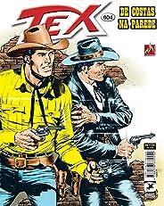 Tex 604. De Costas Na Parede