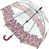 Fulton Stick Umbrella, 1 Liter, Pretty Petals children's