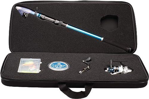 Kalex Telescopic Fishing Kit Combo