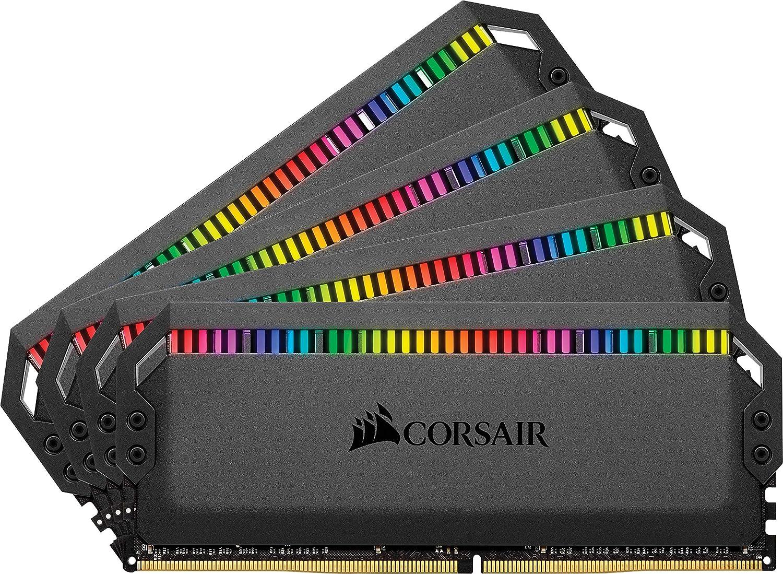 Corsair Dominator Platinum RGB - Kit de Memoria 64 GB (4x16 GB ...