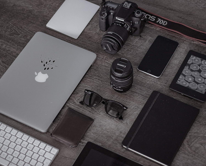 Auto Sperma Spern Aufkleber Skin Decal Sticker Vinyl geeignet f/ür Apple MacBook Air Pro Notebooks Laptops Apple 13 Glatte Oberfl/ächen