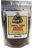 Bud's Cricket Protein Powder - 100% Pure Cricket Powder, Gluten-Free, Dairy-Free, High Protein Flour Substitute…
