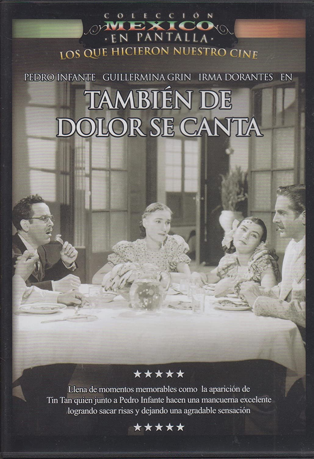 Amazon.com: Tambien De Dolor Se Canta -Coleccion Mexico En Pantalla: Movies & TV