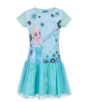Disney La Reine Des Neiges Frozen Fille La Robe Du Soir Sou L Jp