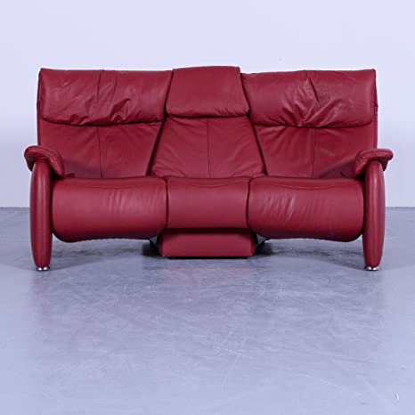 Keystone himolla sofá diseñador Relax sofá rojo piel ...