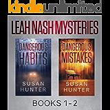 Leah Nash Mysteries, Books 1-2 (Leah Nash Books Book 1)