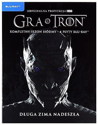 Game of Thrones Season 7 BOX 4Blu-Ray Region B English audio