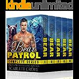 Bear Patrol Boxed Set (Bear Shifter Paranormal BBW Romance)