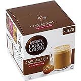 Café Descafeinado Dolce Gusto Con Leche 16 Caps