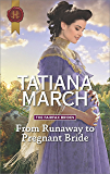 From Runaway to Pregnant Bride (The Fairfax Brides)
