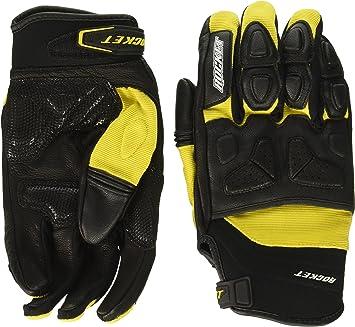 JOE ROCKET ATOMIC X ORANGE BLACK Textile Gloves FREE SHIPPING