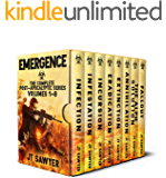 Emergence Boxed Set: The Complete Post-Apocalyptic Series, Volumes 1-8
