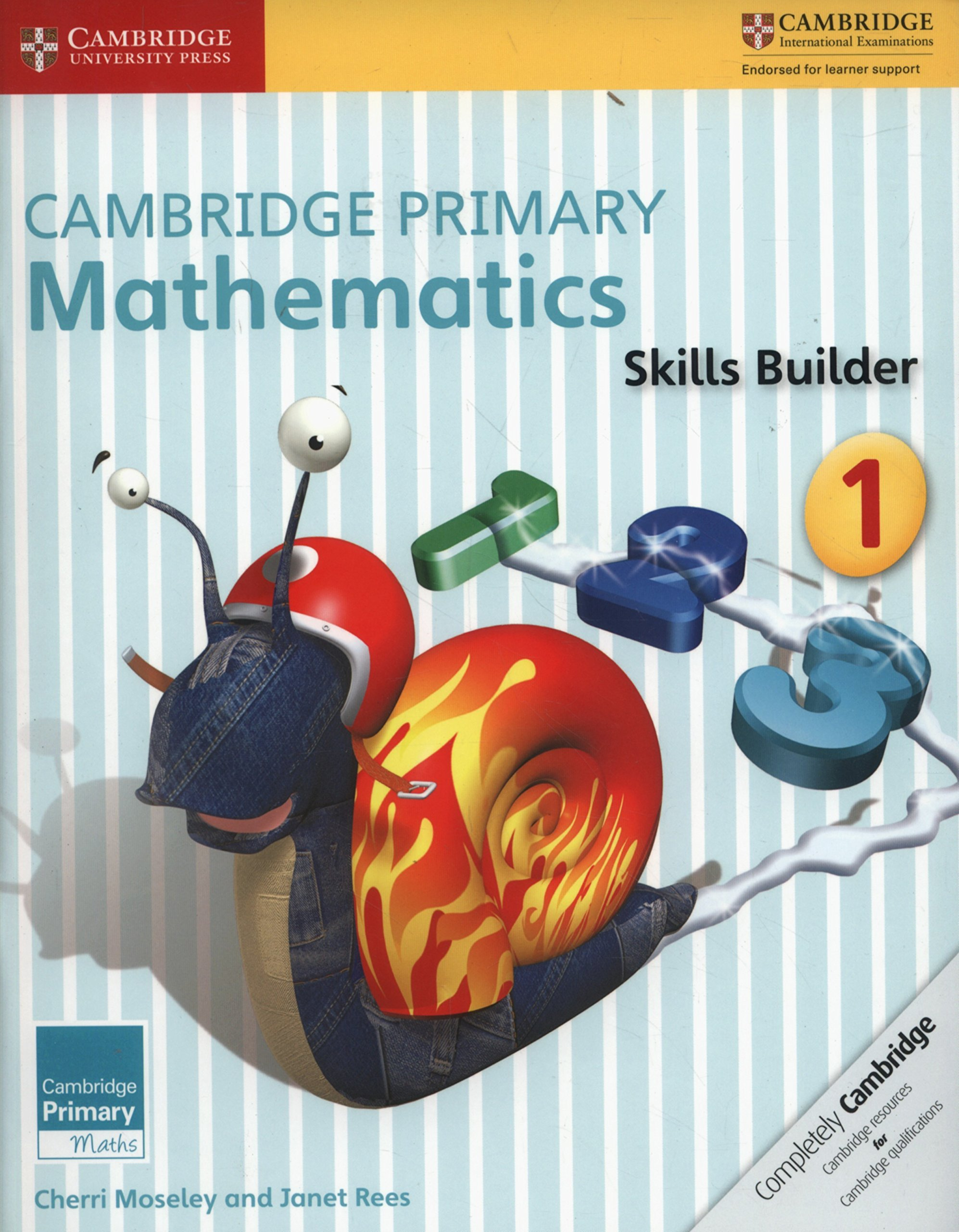 Cambridge Primary Mathematics Skills Builder 1 (Cambridge Primary Maths) ebook