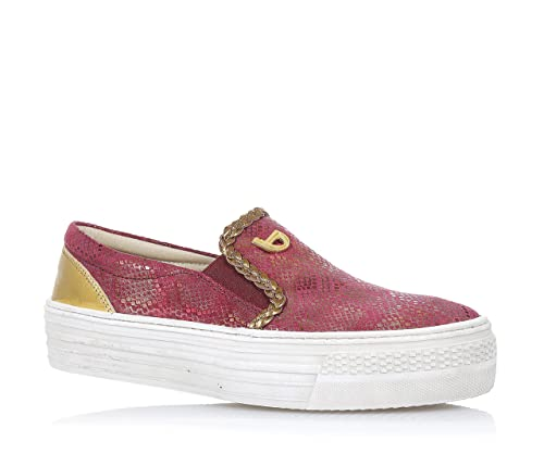 Byblos Slip On Bordeaux in Pelle f9d422bdedf