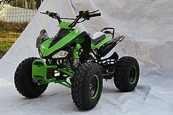 125cc Bandit Quad Bike Automatic Off Road Petrol With Amazon Co