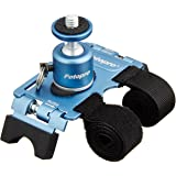 Fotopro カメラ固定具 アクションマウント AM-802 ブルー 自由雲台 806260