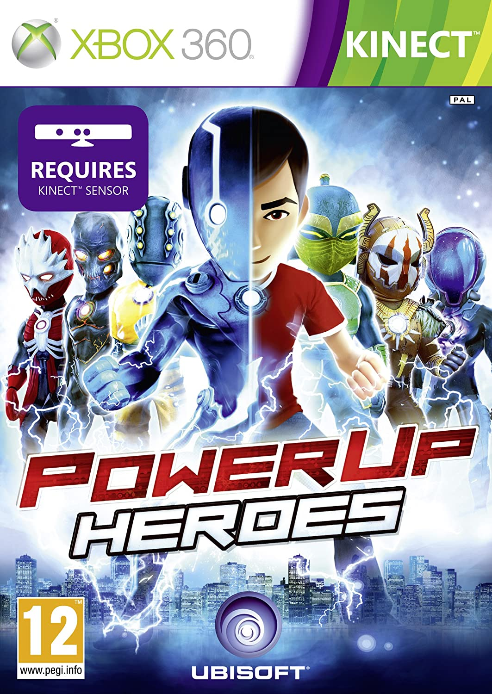 Ubisoft PowerUP Heroes, Xbox 360 - Juego (Xbox 360): Amazon.es: Videojuegos