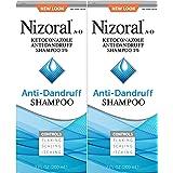 Nizoral Anti-Dandruff Shampoo, 7 Fl Oz (Pack of 2)