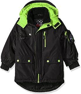 6eb92a3a4 Amazon.com  Big Chill Boys  Expedition Parka Coat  Clothing