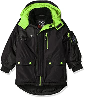 e1e7fbea8cb0 Amazon.com  Big Chill Boys  Expedition Jacket  Clothing
