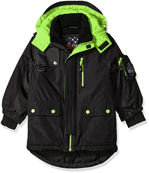 8e69d5907e1 Big Chill Boys' Expedition Jacket