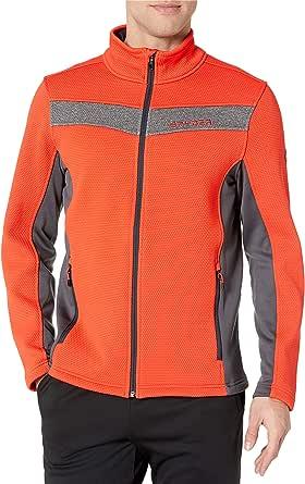 Spyder Active Sports Men's Encore Full Zip Fleece Jacket
