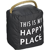 Pavilion Gift Company Happy Place Tope para Puerta