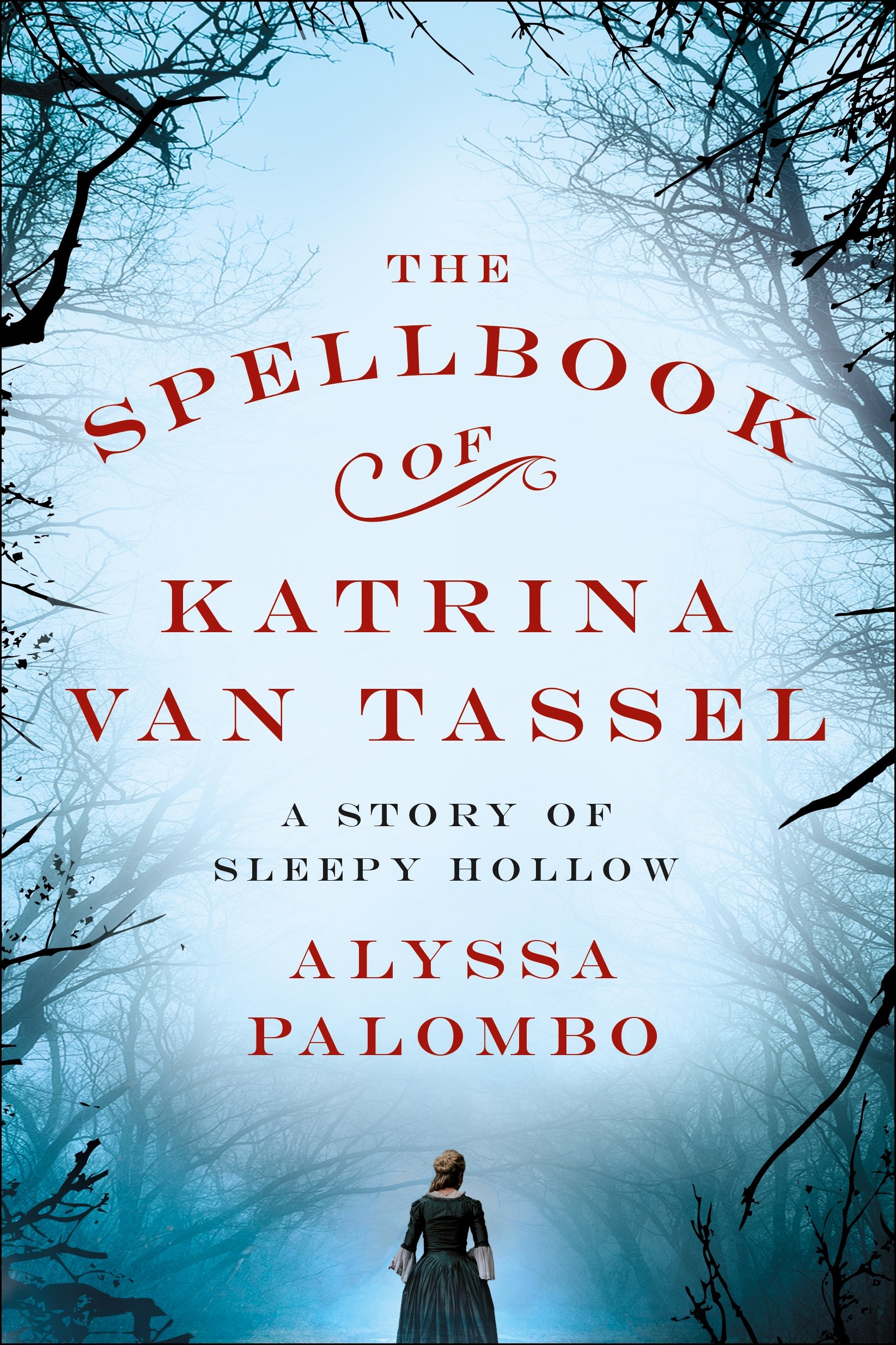 Image result for the spellbook of katrina van tassel
