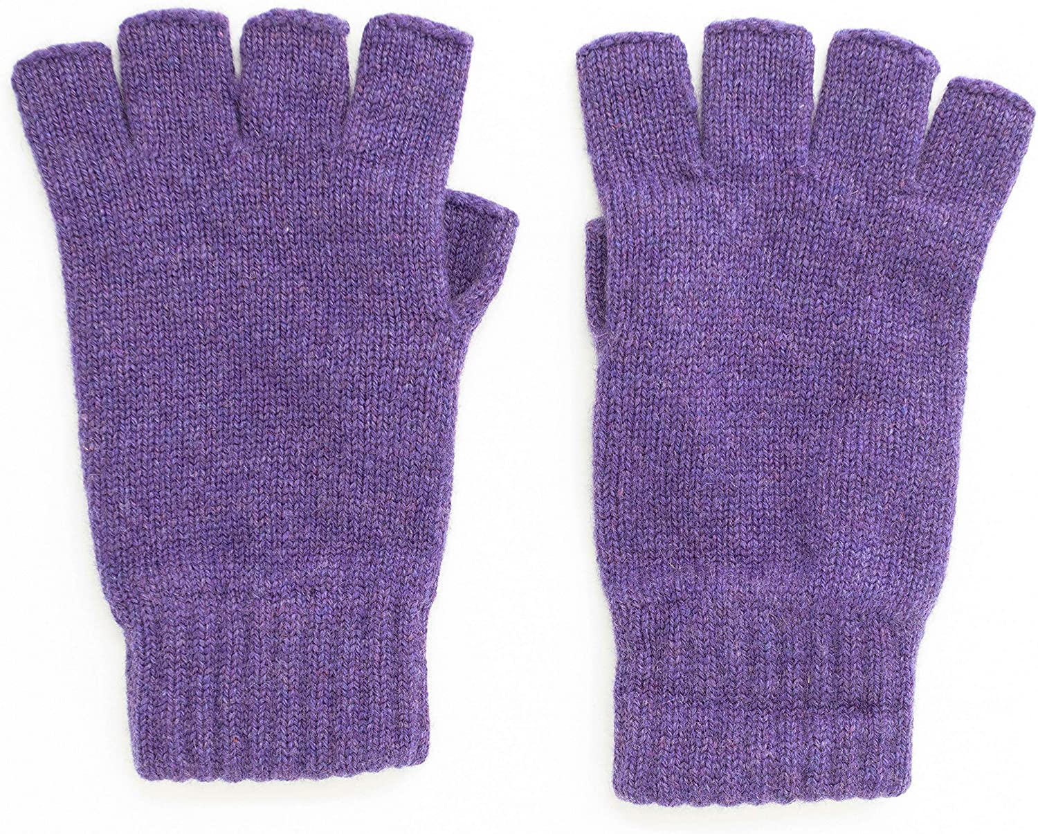 Womens Cashmere Fingerless Gloves Gift Boxed Graham Cashmere Made in Scotland