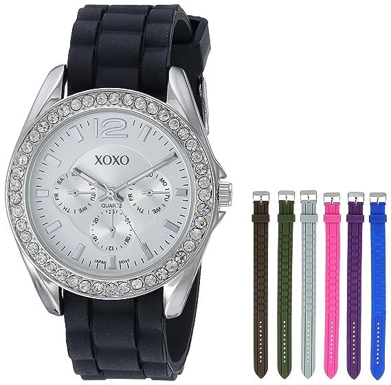 XOXO XO9028 - Reloj para mujeres