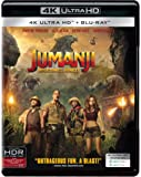 Jumanji: Welcome to the Jungle (4K UHD & HD)