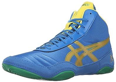 Mens Sneakers Asics JB Elite V2 0 Classic Blue/Rich Gold/Sun N247W2479H