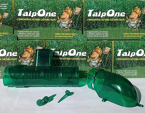 Trappola Per Talpe TalpOne Con Accessorio