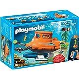 9234 Cloche de plonge avec moteur submersible, Playmobil Family Fun