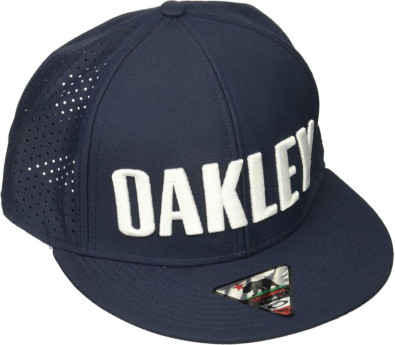 Oakley OAKLEY braza casquillo del sombrero PERF: Amazon.es: Ropa y ...