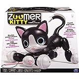 Zoomer Kitty Robotick cat - robots de entretenimiento (Polímero de litio, USB, Closed box)