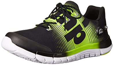 28664c332 Image Unavailable. Image not available for. Color  Reebok Zpump Fusion  Womens Running Shoe ...