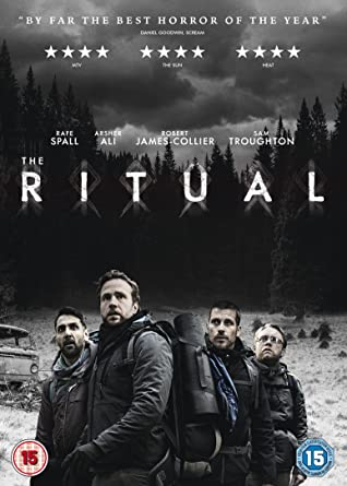The Ritual (2017)[DVDRip] [Latino] [1 Link] [MEGA]