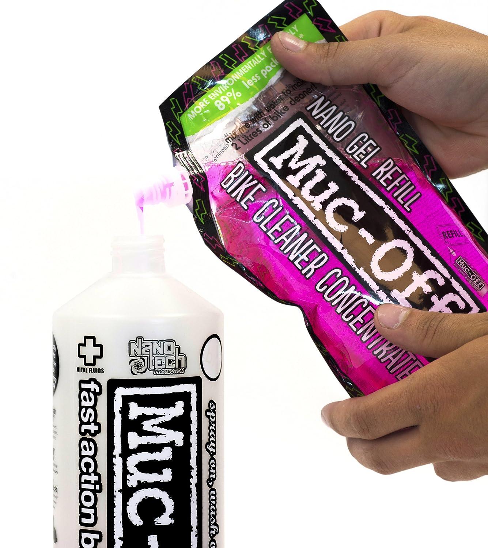 Muc-off Nano Cleaner 1l Nano Cleaner Concentrate 1l Sale Price