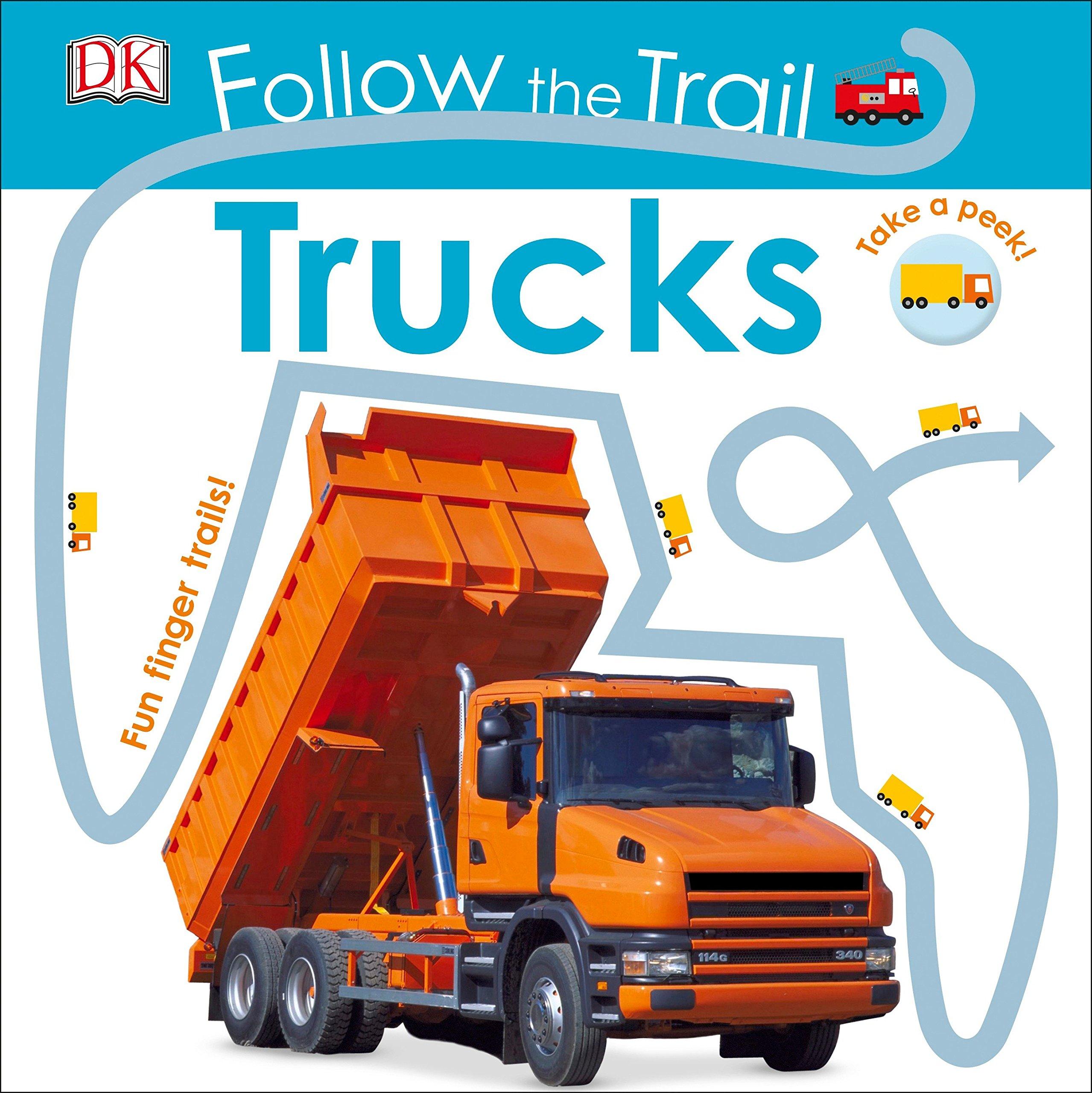 Download Follow the Trail: Trucks PDF