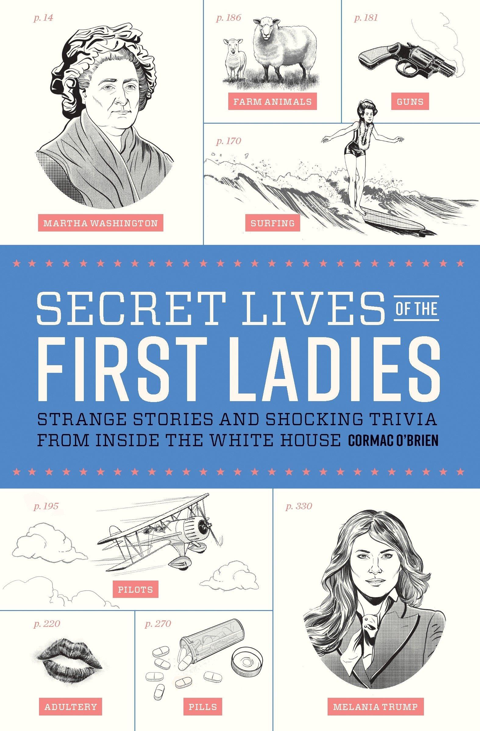 Secret Lives First Ladies Shocking product image