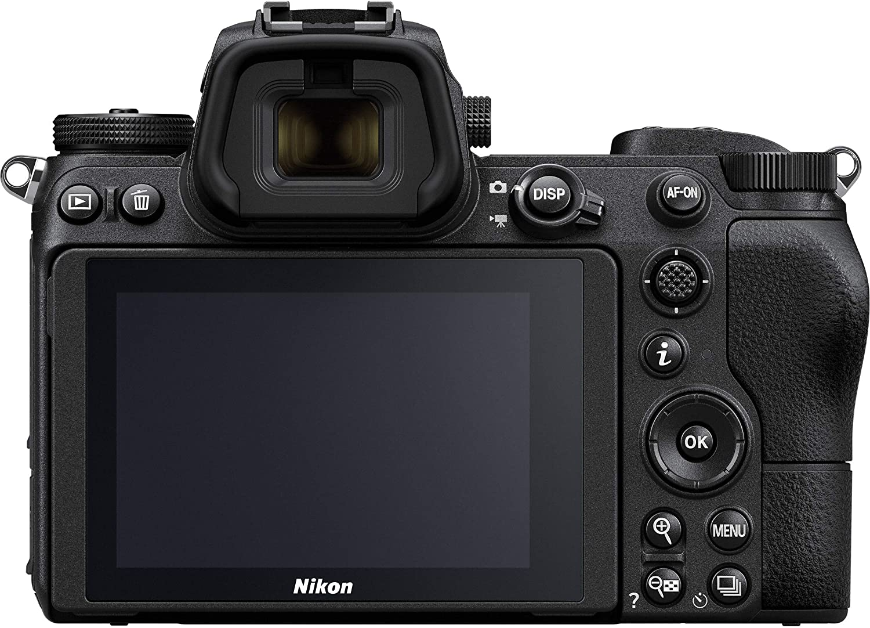 Nikon Z 6 Spiegellose Vollformat Kamera Mit Nikon Kamera
