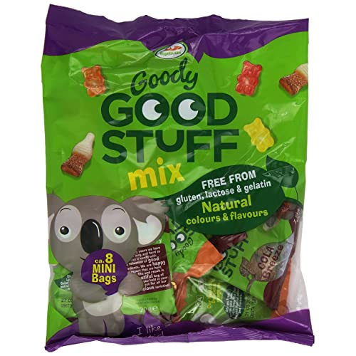 Goody Good Stuff Mixed Multi Bags 20 g (Pack of 4)