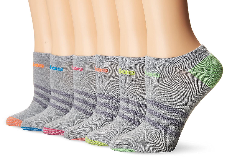 ae1f7fcf2bef Adidas Women's Superlite No Show Socks (6 Pairs)