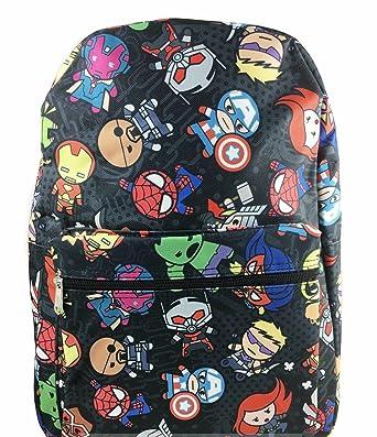 Amazon.com | Avengers Ironman, Spiderman, Allover Print 16