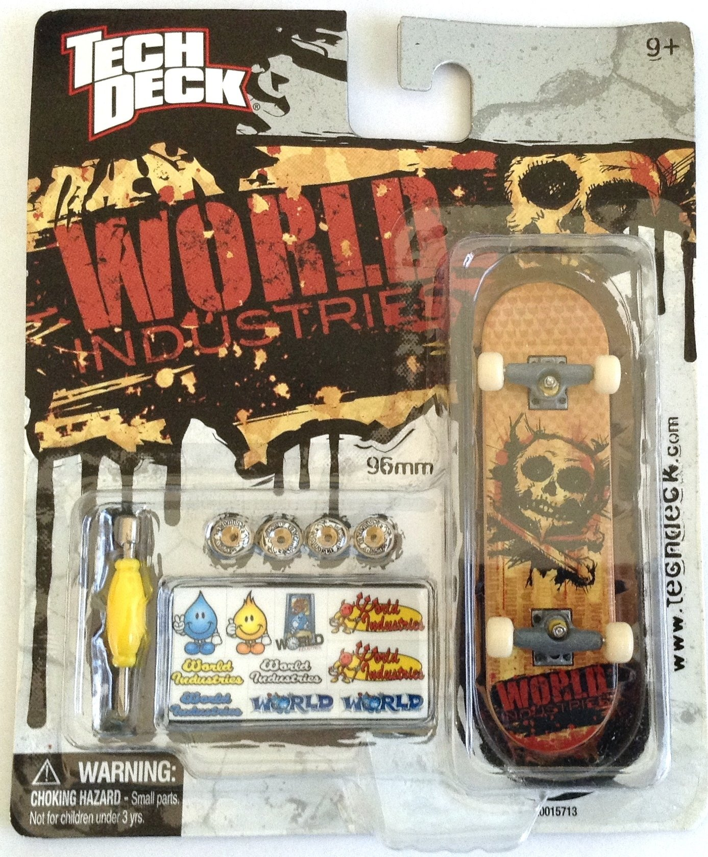 TECH DECK World Industries Crossbones by TECH DECK
