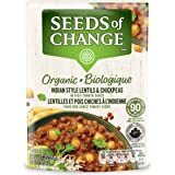 Seeds of Change Organic Indian Style Lentils & Chickpeas, 1 Count